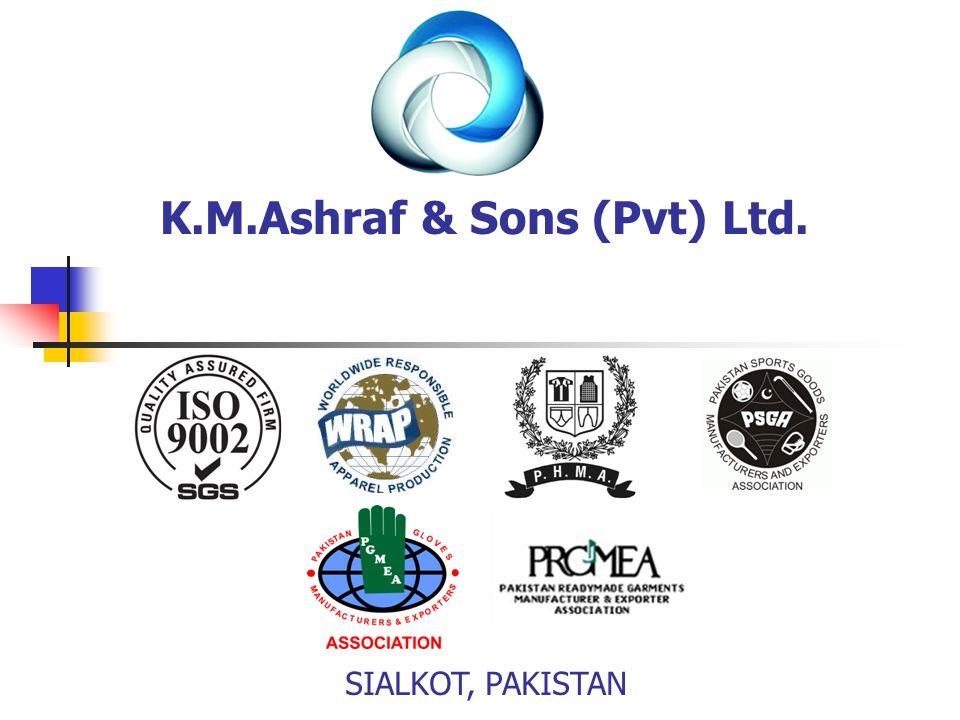 K.M.Ashraf & Sons (Pvt) Ltd.