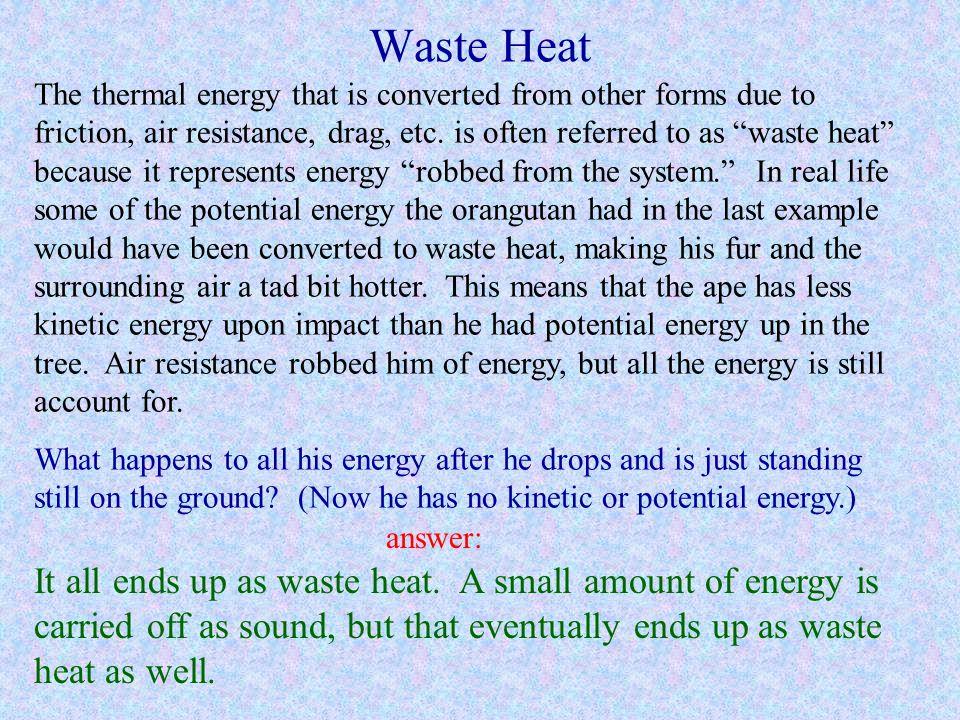 Waste Heat