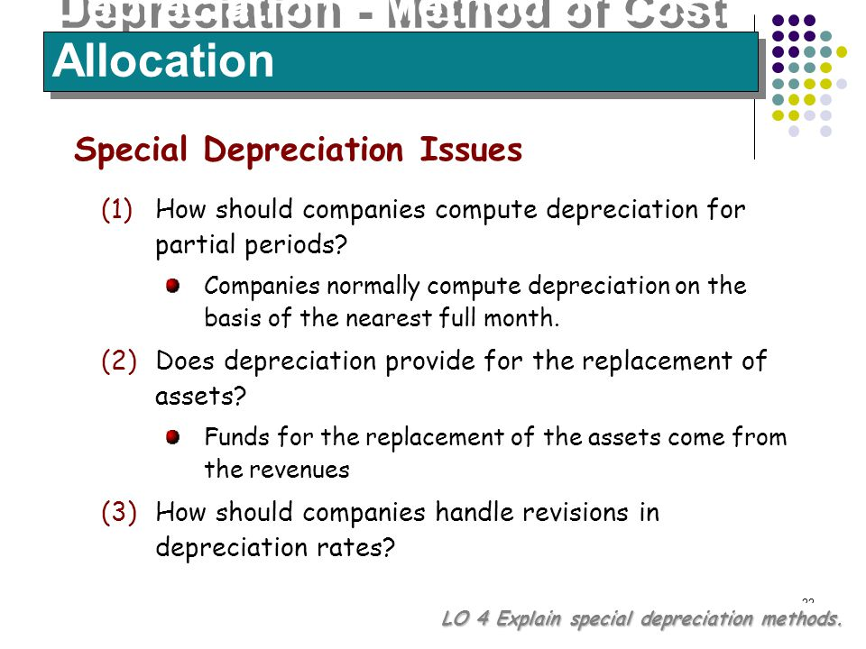 depreciation how companies recapture the cost Depreciation is a paper write off and allows for a potentially large amount of cash flow, net cash flow to the owners tet's assume that they've taken $40,000 in depreciation over the last 10 years at the time of sale they sell the property for $400,000 and it has an adjusted cost basis at the time of sale of $200,000.