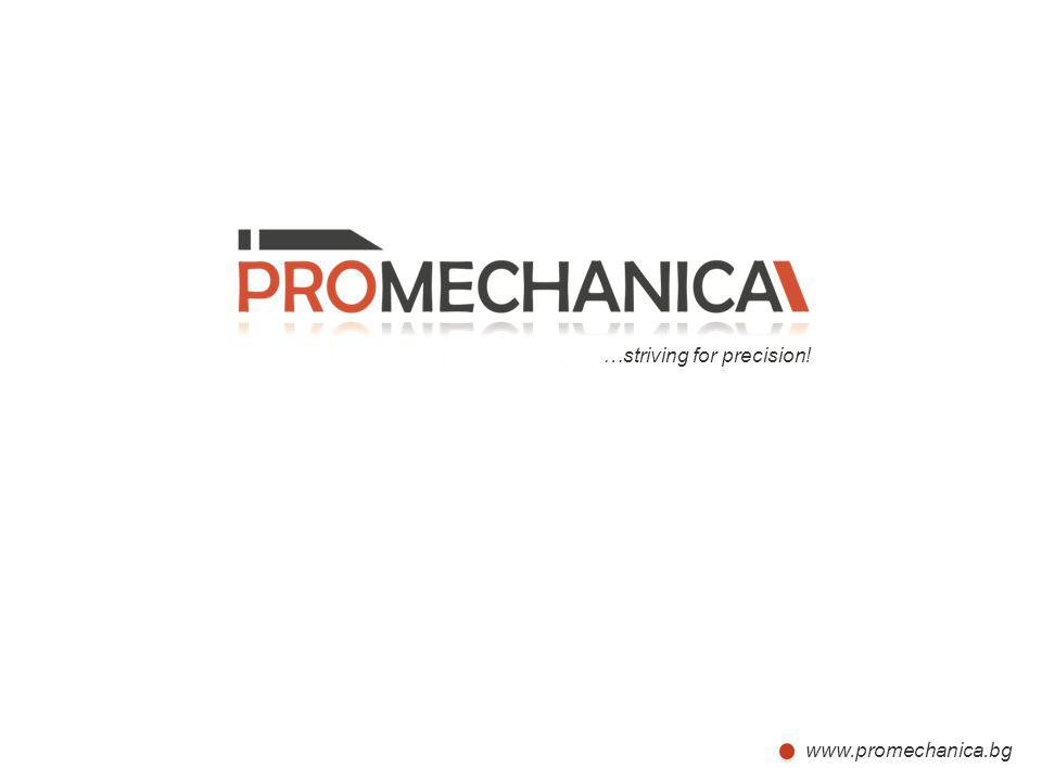 …striving for precision!