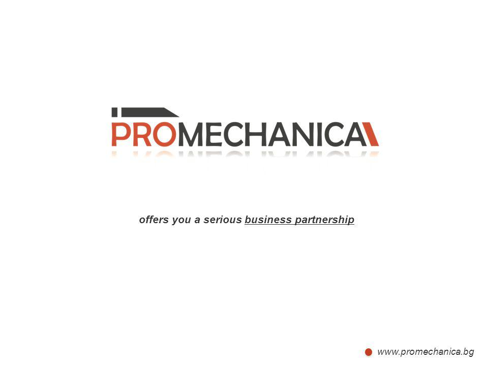 offers you a serious business partnership