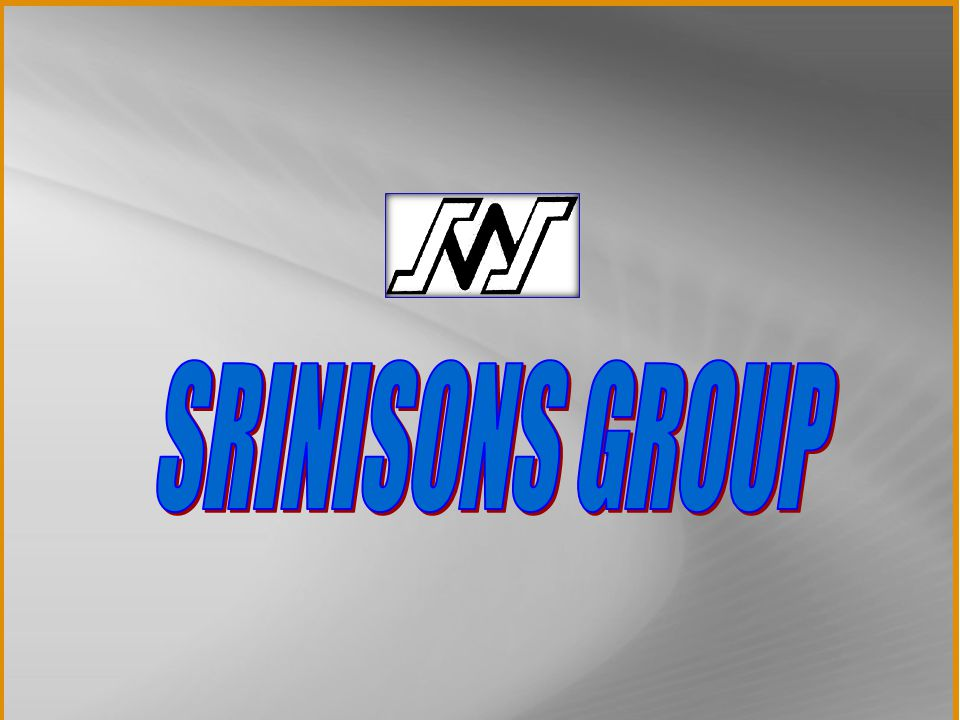 SRINISONS GROUP