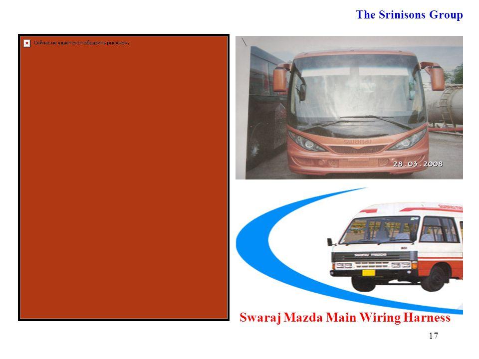 srinisons group ppt download Delphi Wiring Harness In Chennai swaraj mazda main wiring harness delphi wiring harness in chennai