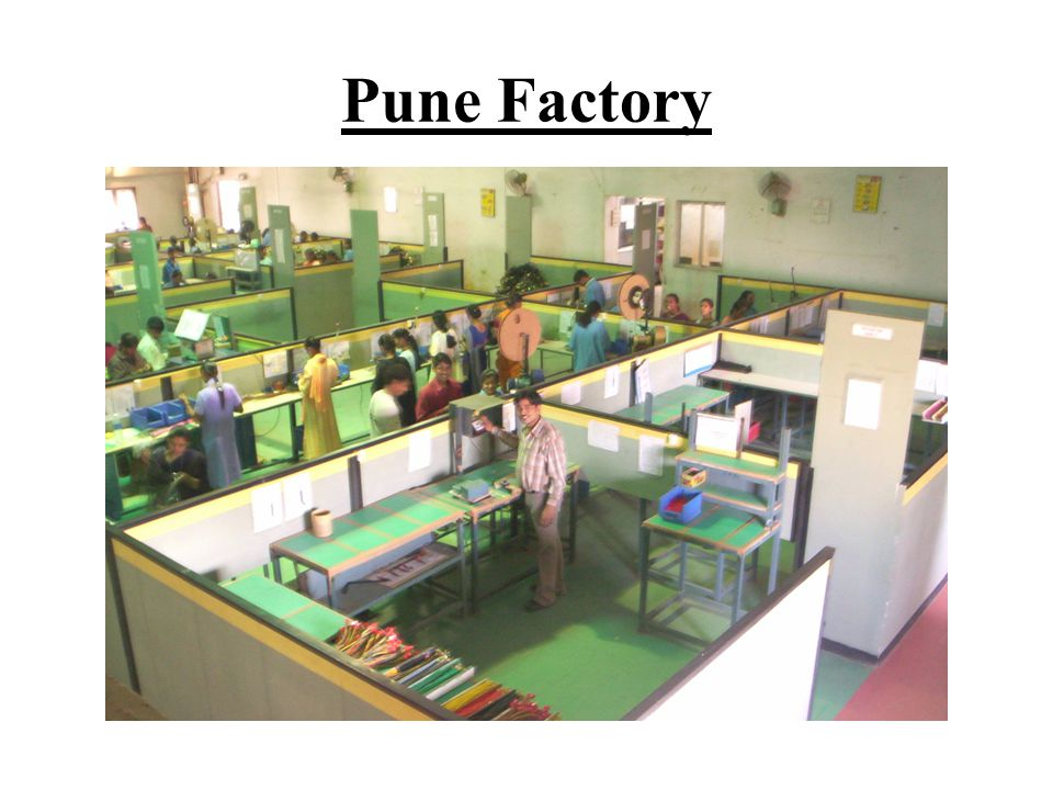 Pune Factory