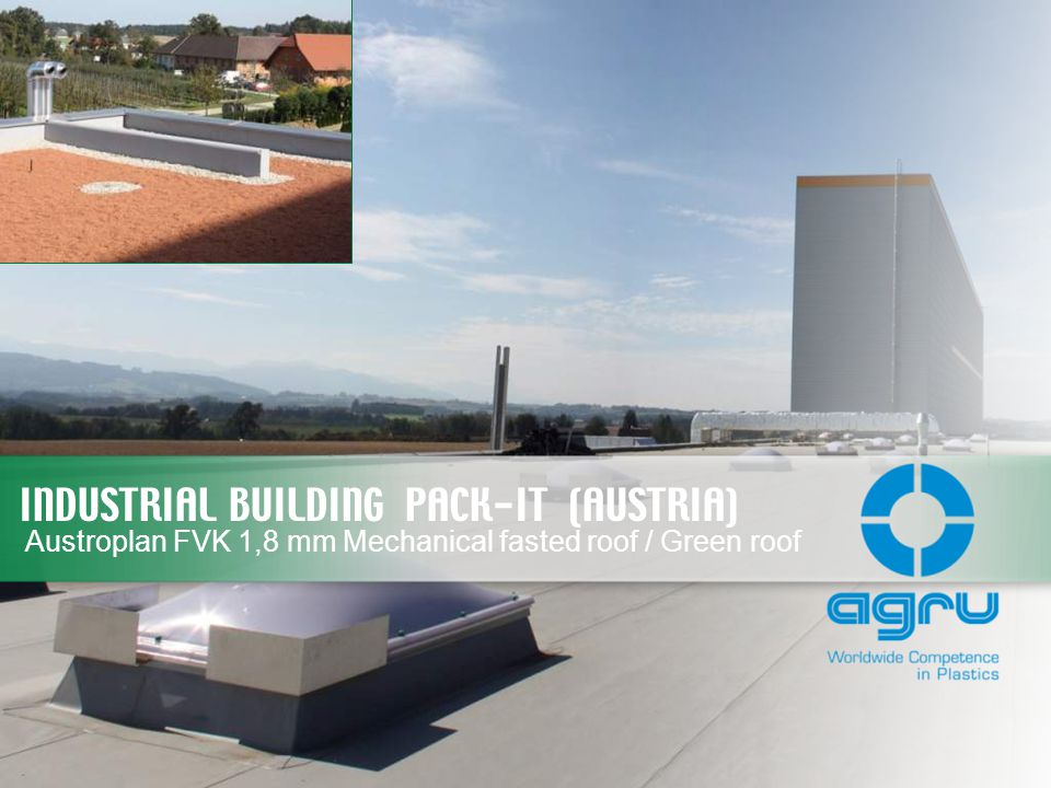 INDUSTRIAL BUILDING PACK-IT (AUSTRIA)
