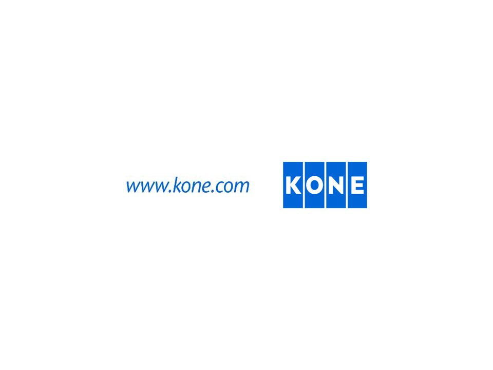 KONE web-site provides easy tools for architects to support solution definition, capacity planning & dimensioning as well as of course contact information in a location close to you.