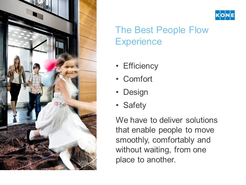 The Best People Flow Experience