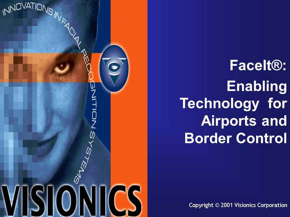 Enabling Technology for Airports and Border Control