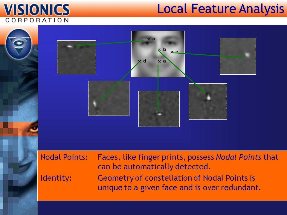Local Feature Analysis Local Feature Analysis