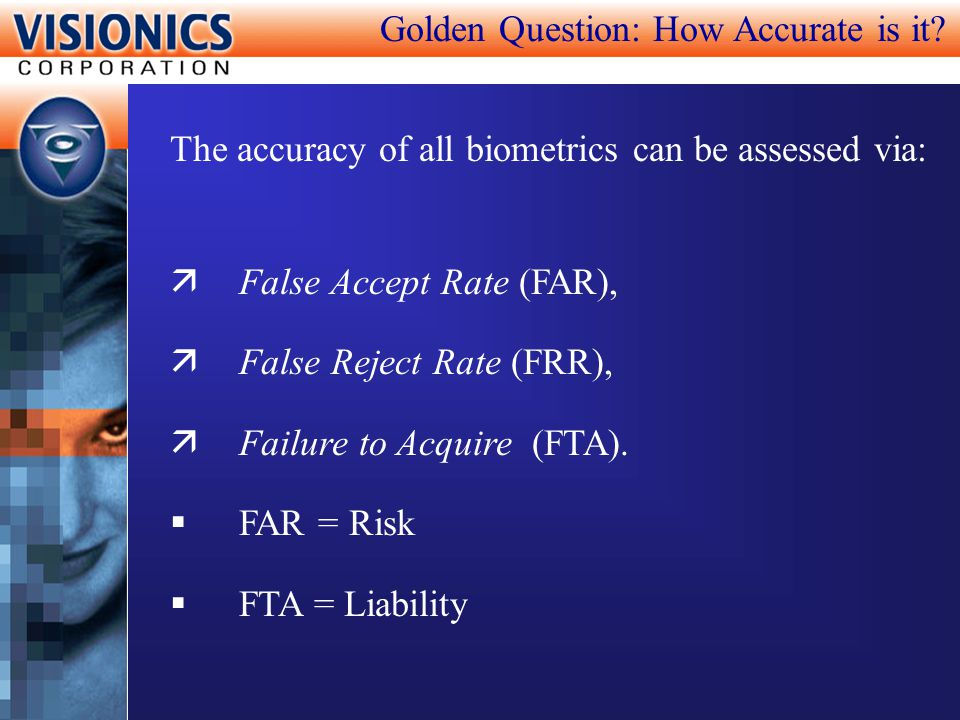 Golden Question: How Accurate is it