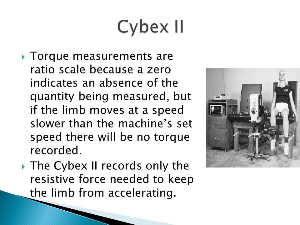 Cybex II