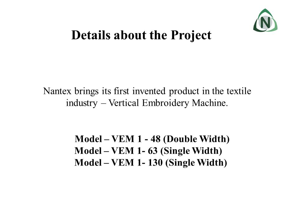 Details about the Project