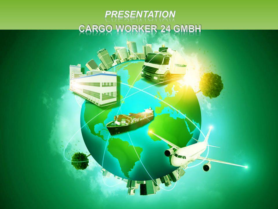 Presentation CARGO Worker 24 GmbH