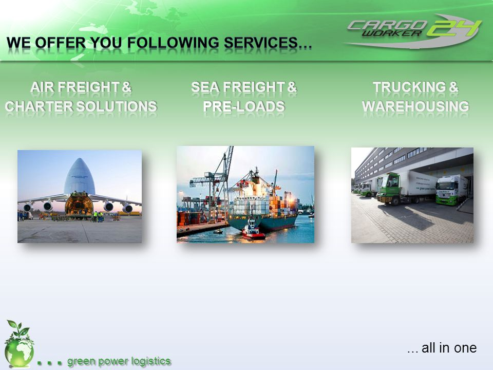 We offer you following Services…