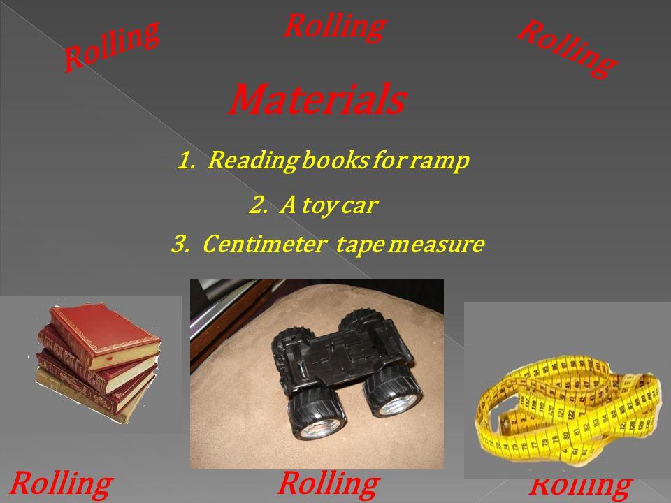 Materials Rolling Rolling Rolling Rolling Rolling Rolling