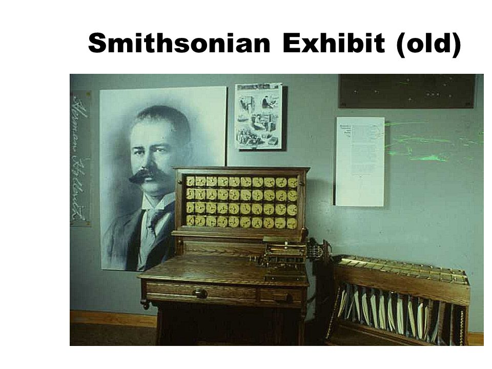 Smithsonian Exhibit (old)