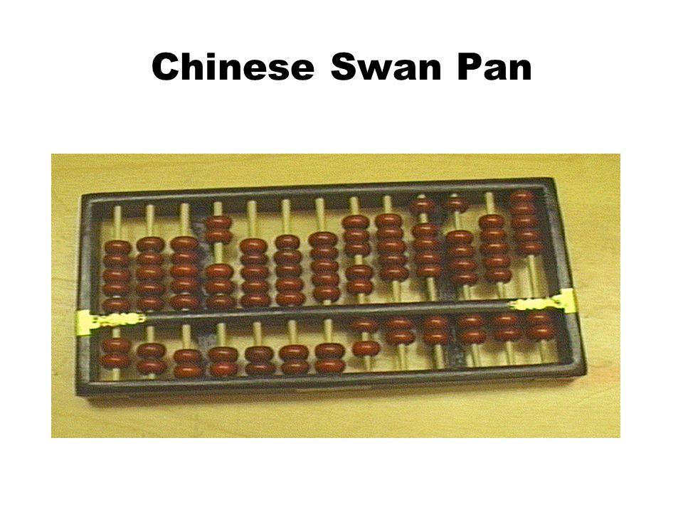 Chinese Swan Pan
