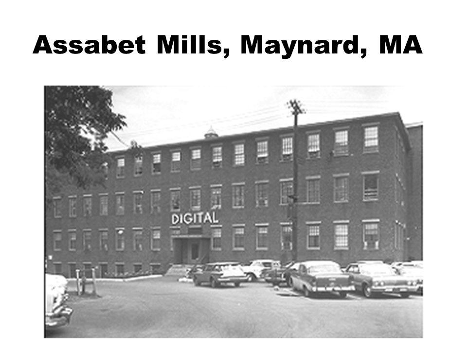 Assabet Mills, Maynard, MA