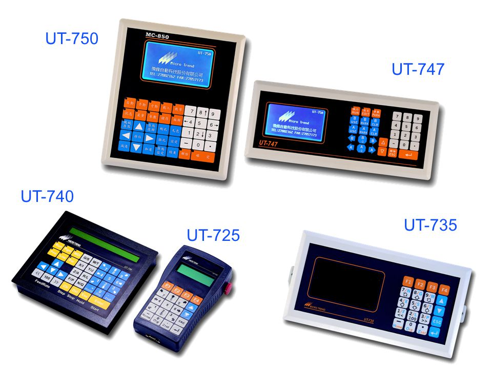 UTC400P PC User Interface UTCSetup® Provides a windows-based operation environment. that can easily connect to UTC400P.