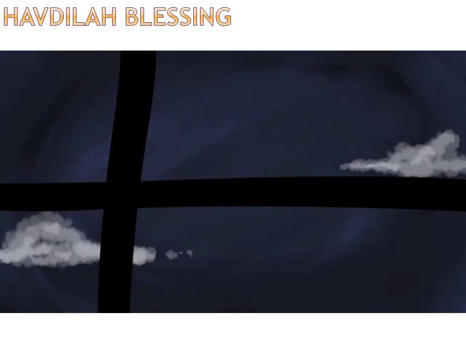 Havdilah Blessing