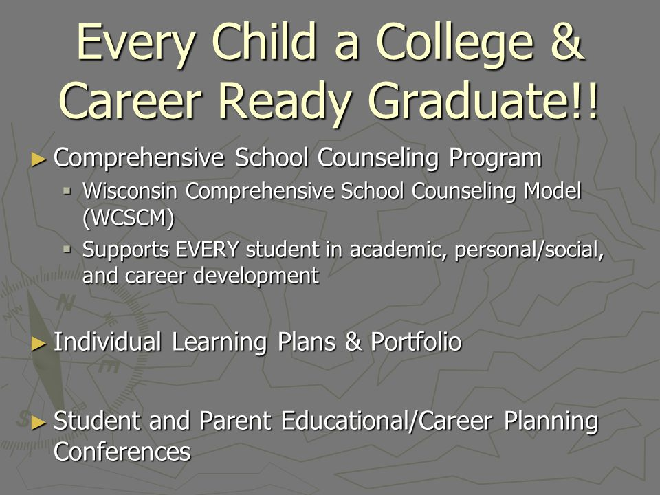 Every Child a College & Career Ready Graduate!!