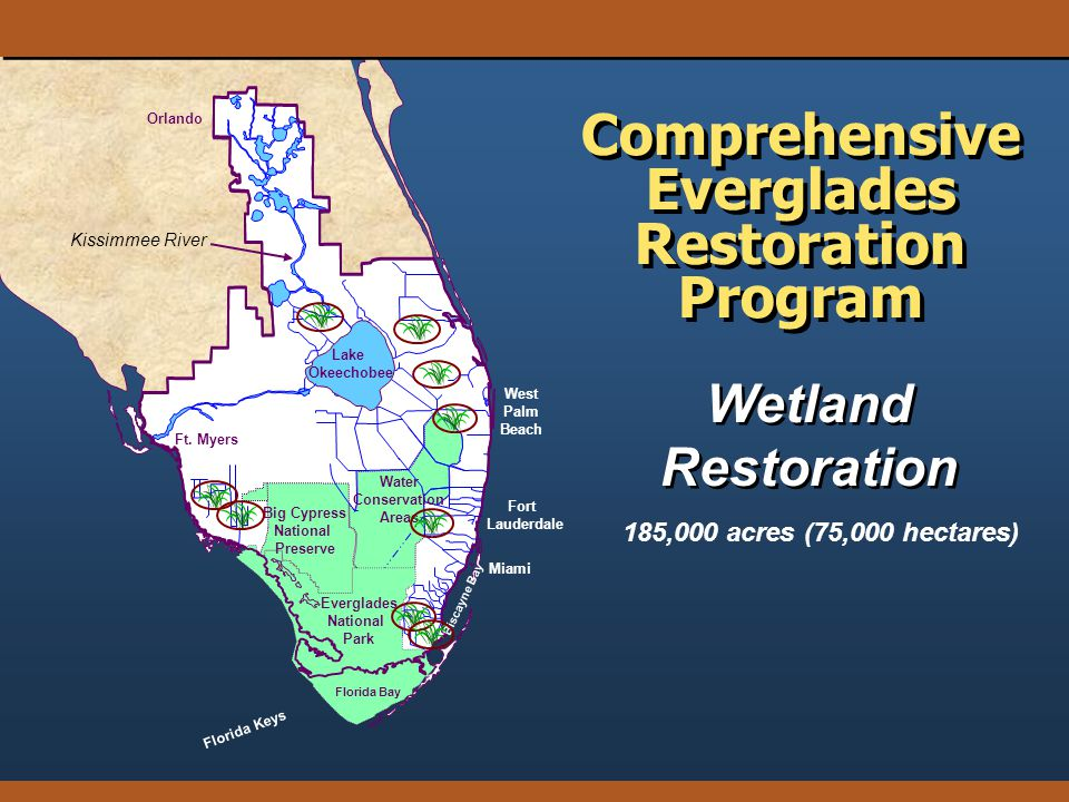 Comprehensive Everglades Restoration Program