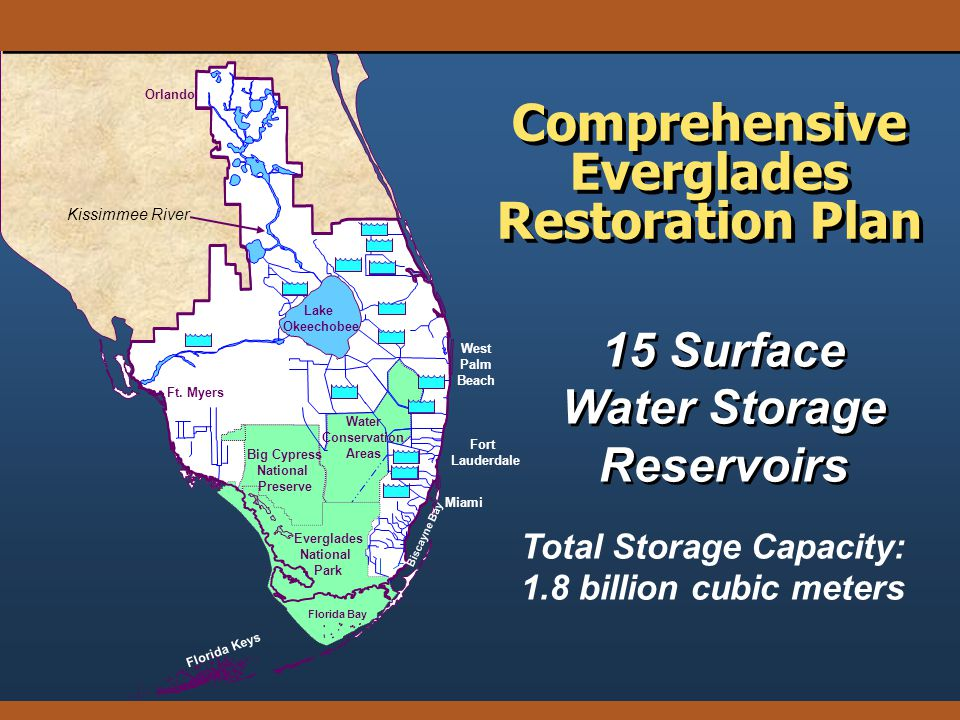 Comprehensive Everglades Restoration Plan