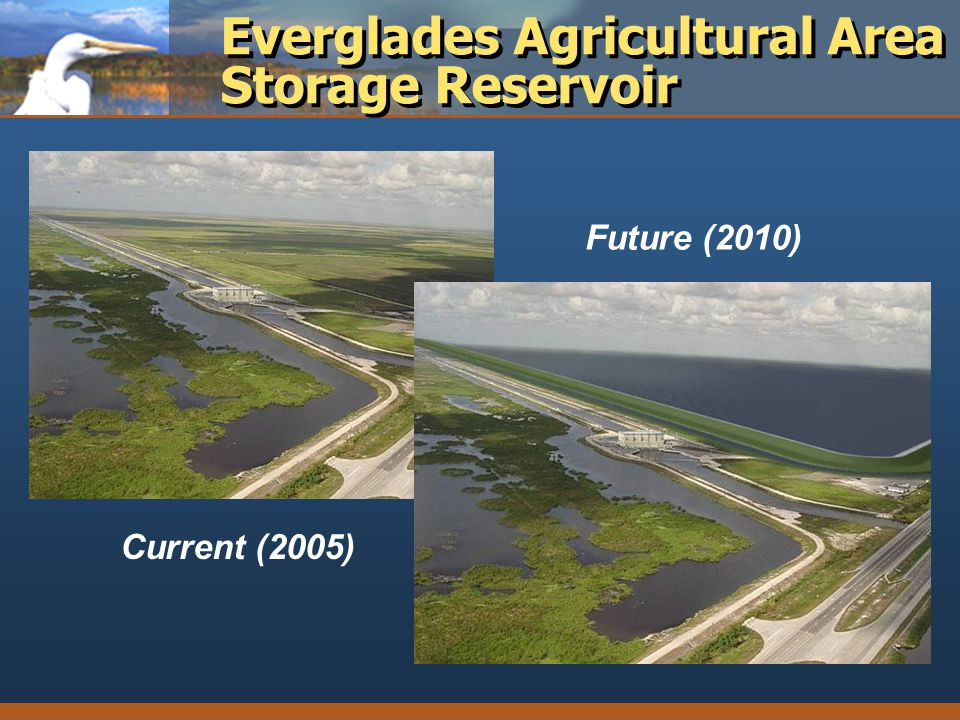 Everglades Agricultural Area Storage Reservoir