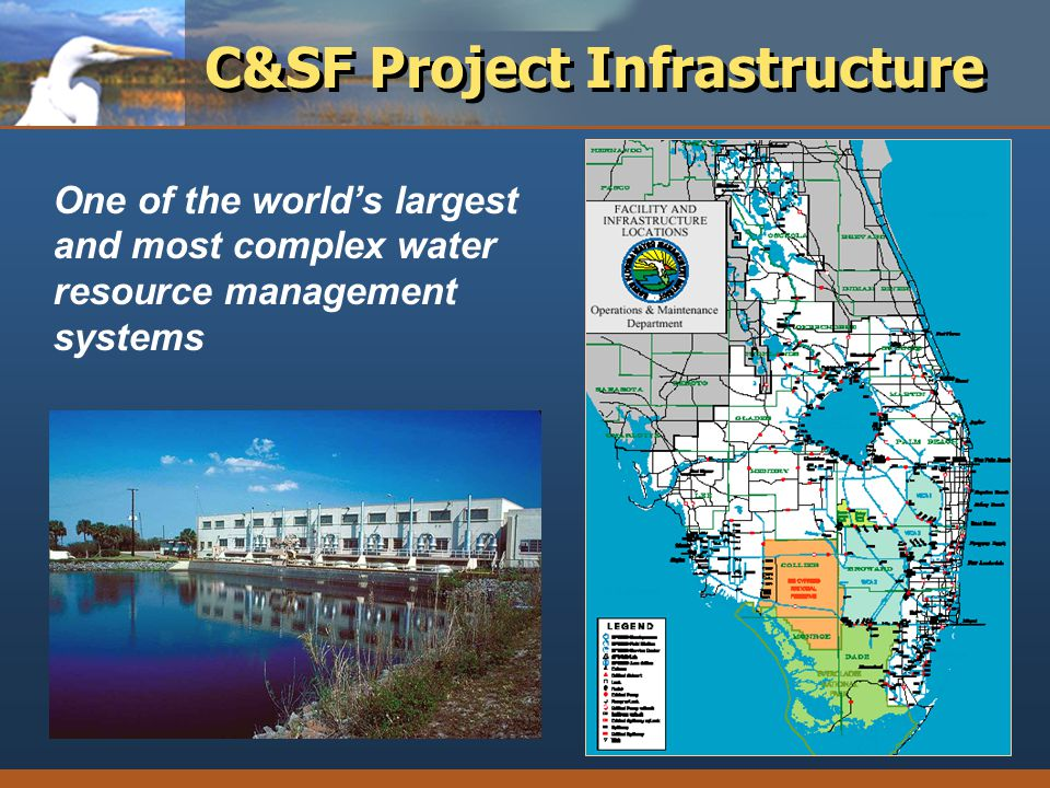 C&SF Project Infrastructure