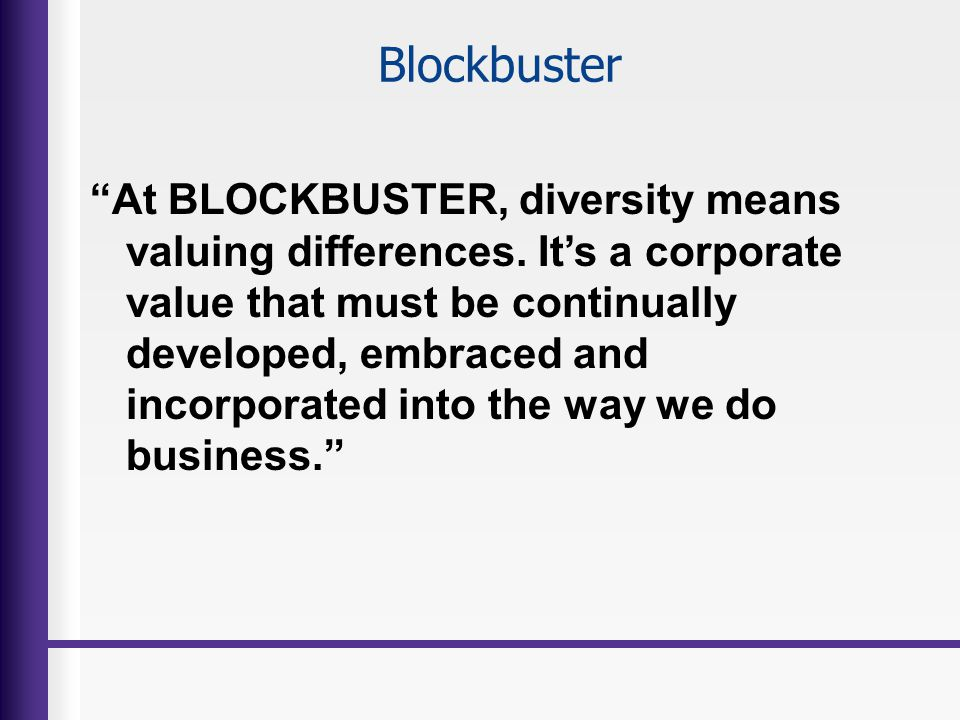 smart objectives of blockbuster And every blockbuster needs a preview that draws people in  vanguard blog for advisors insights and updates for financial  investment objectives, risks .