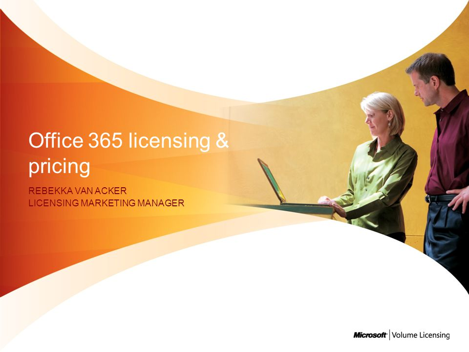 Office 365 licensing & pricing