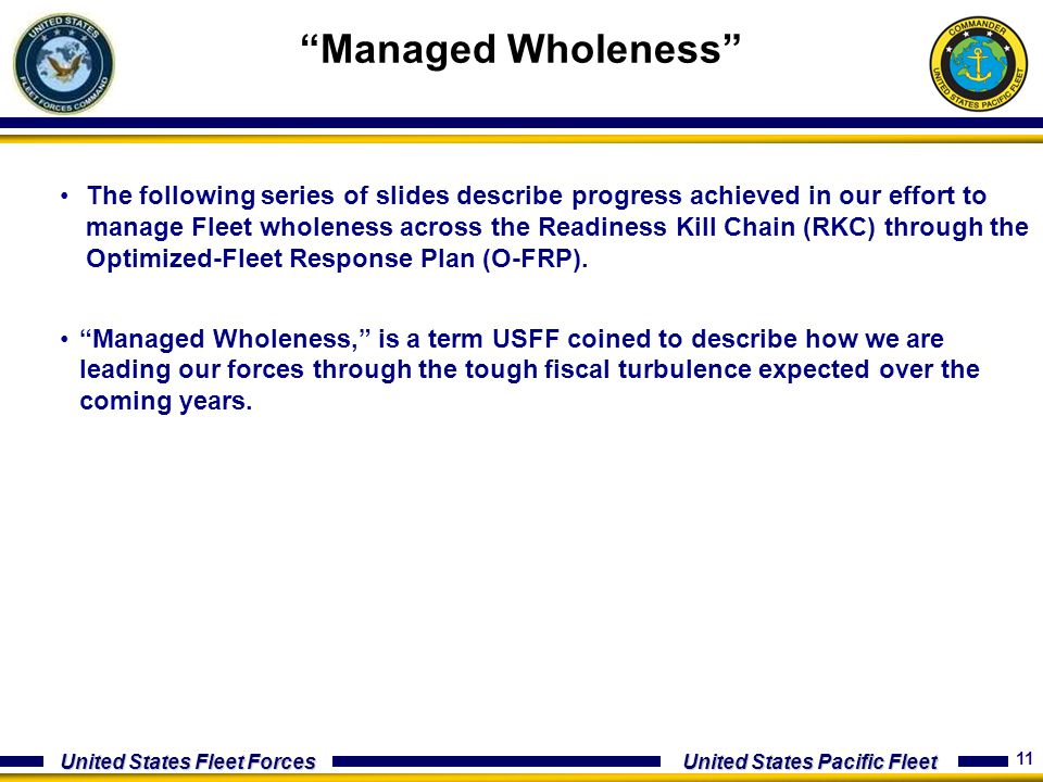 Managed Wholeness