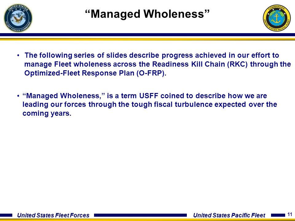 Managed Wholeness