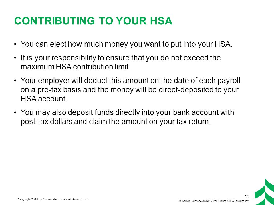 Who Determines Whether HSA Distributions are Used Exclusively for Qualified Medical Expenses