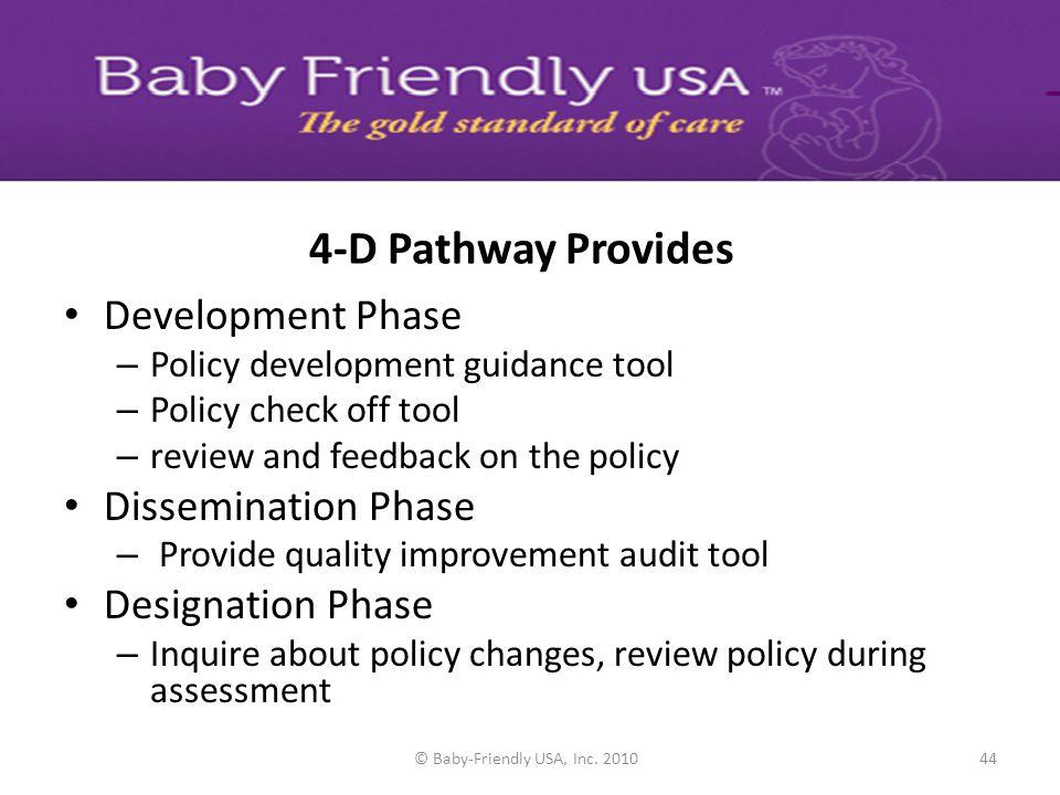 © Baby-Friendly USA, Inc. 2010