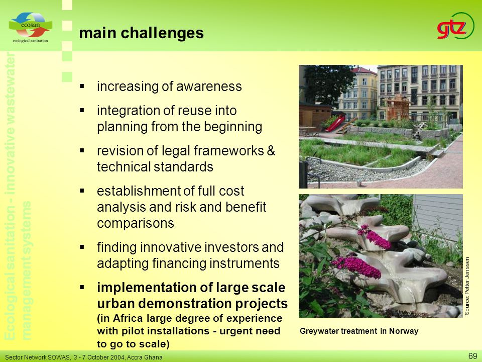 main challenges increasing of awareness