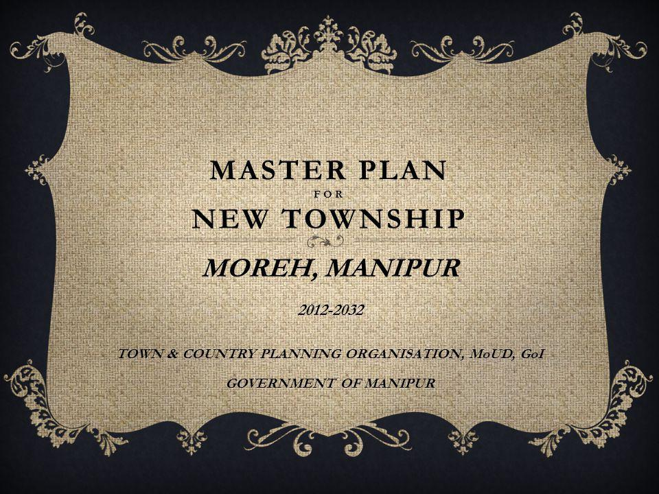 MASTER PLAN FOR NEW TOWNSHIP