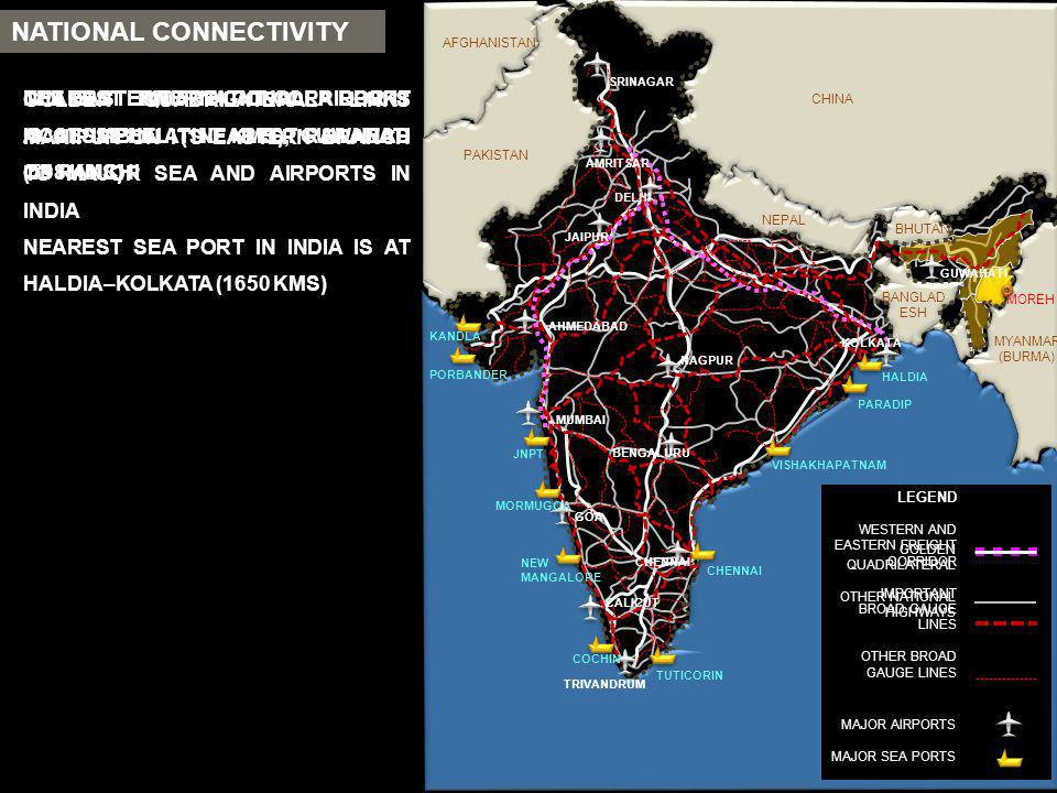 NATIONAL CONNECTIVITY
