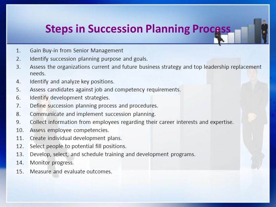 a study on succession planning and Thus, titzer et al (2014) conclude that succession planning is a crucial strategy for transforming quality staff into leaders, and also maintaining a 'pipeline' of future nurse leaders warshawksy et al (2013) raise an important practice point that high nurse manager turnover is associated with a higher incidence of pressure ulcers.