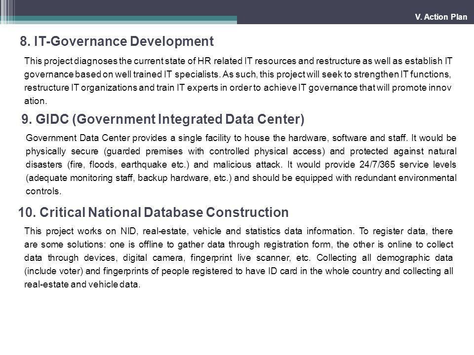 8. IT-Governance Development