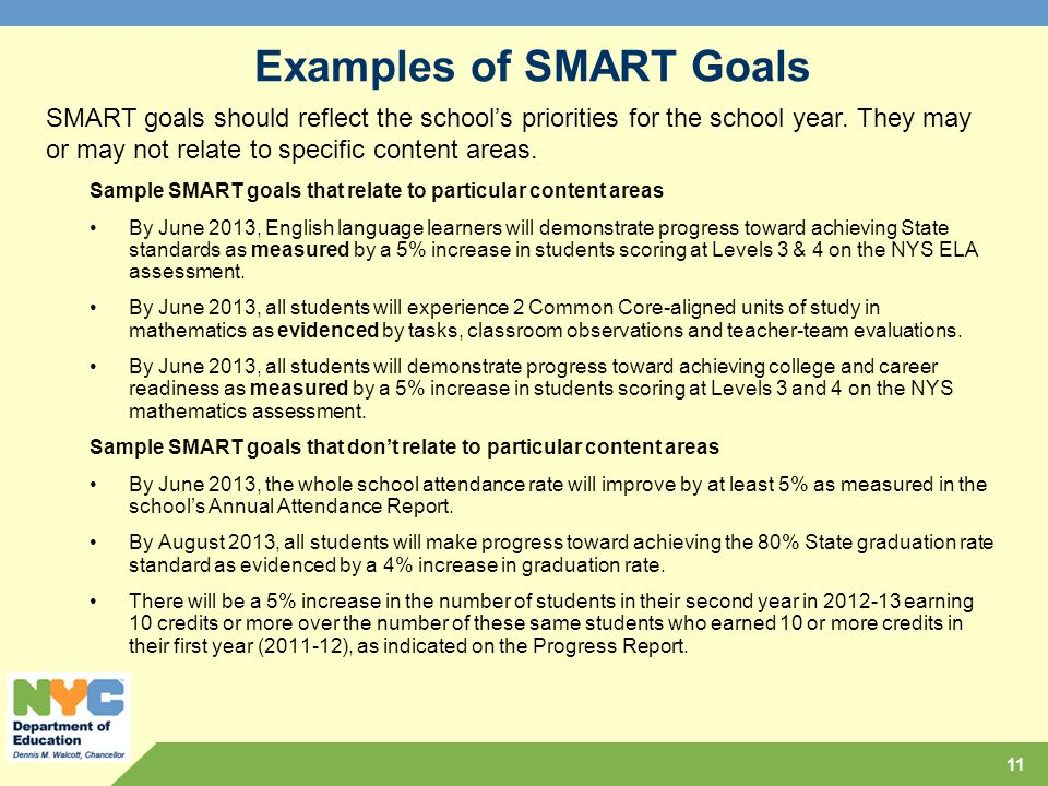 examples of educational goals for college students Below are some examples of some of the highest teaching goals to remind you  that great  your effort and enthusiasm as a teacher directly influence students'.