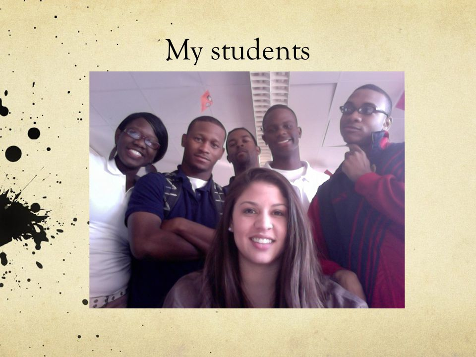 My students