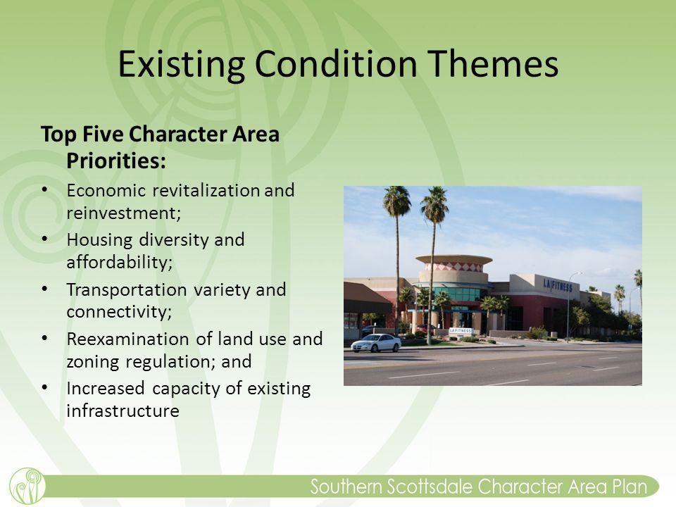 Existing Condition Themes