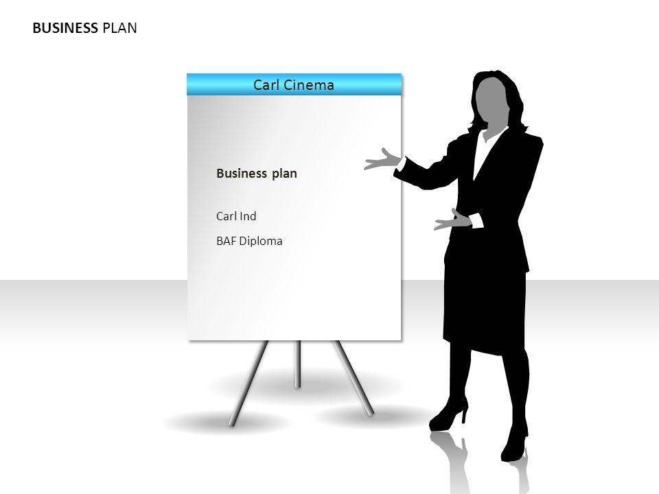 BUSINESS PLAN Carl Cinema Business plan Carl Ind BAF Diploma