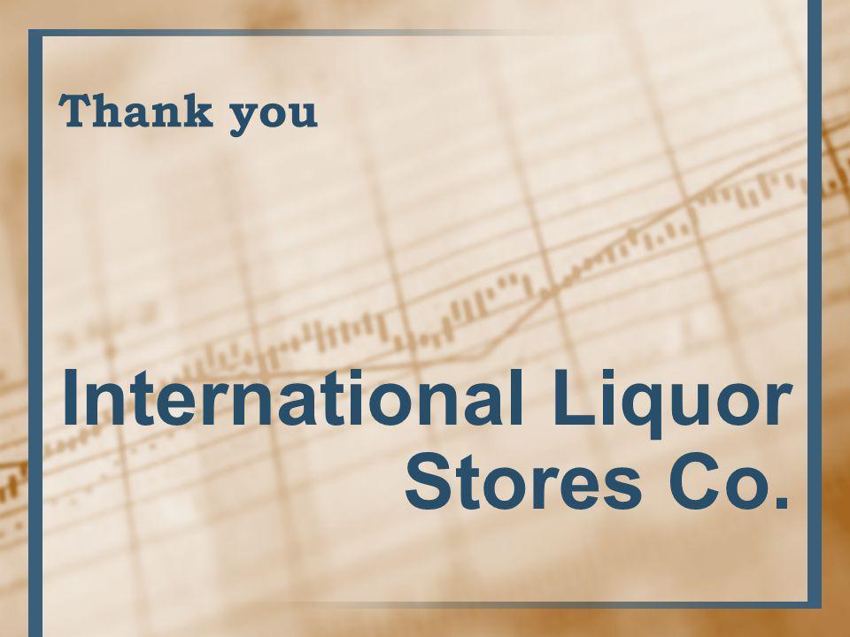 International Liquor Stores Co.