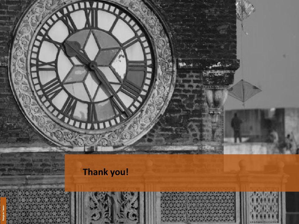 Thank you! Raopura Tower