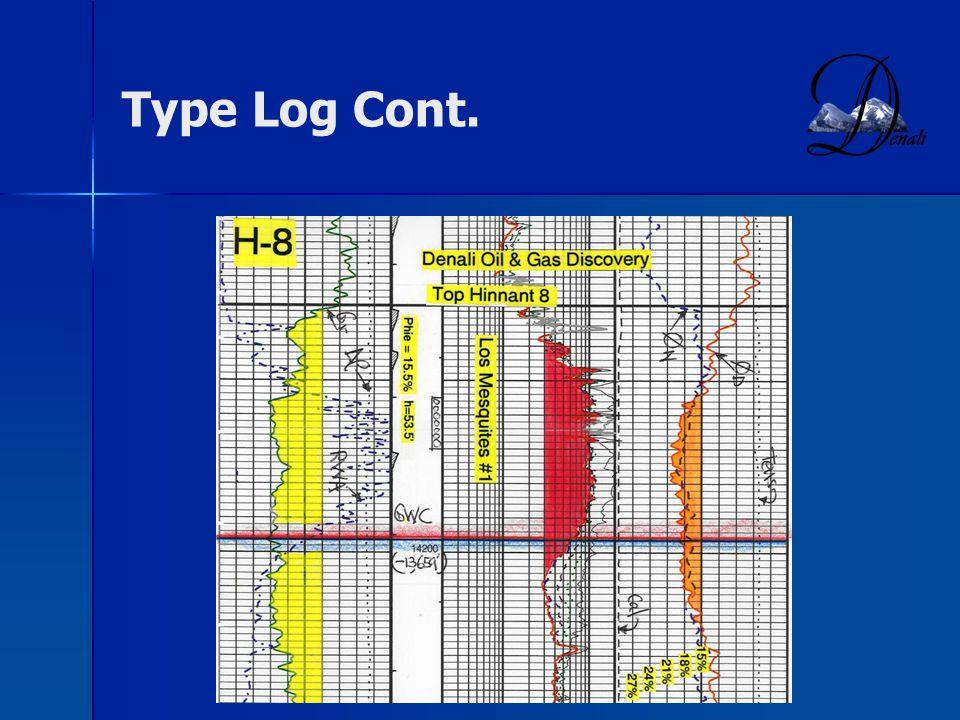 Type Log Cont.