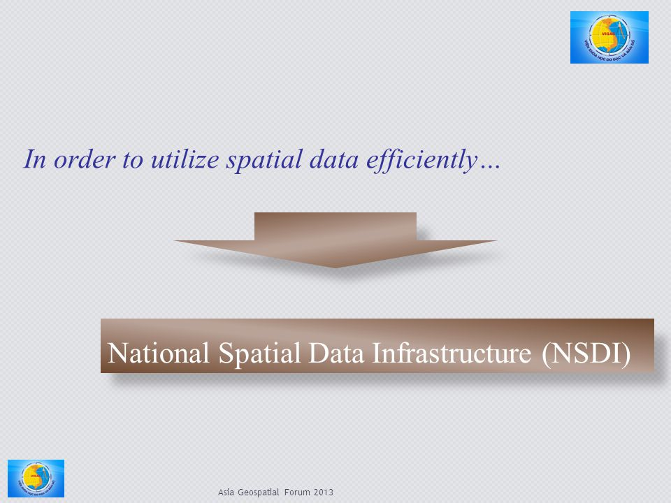 National Spatial Data Infrastructure (NSDI)