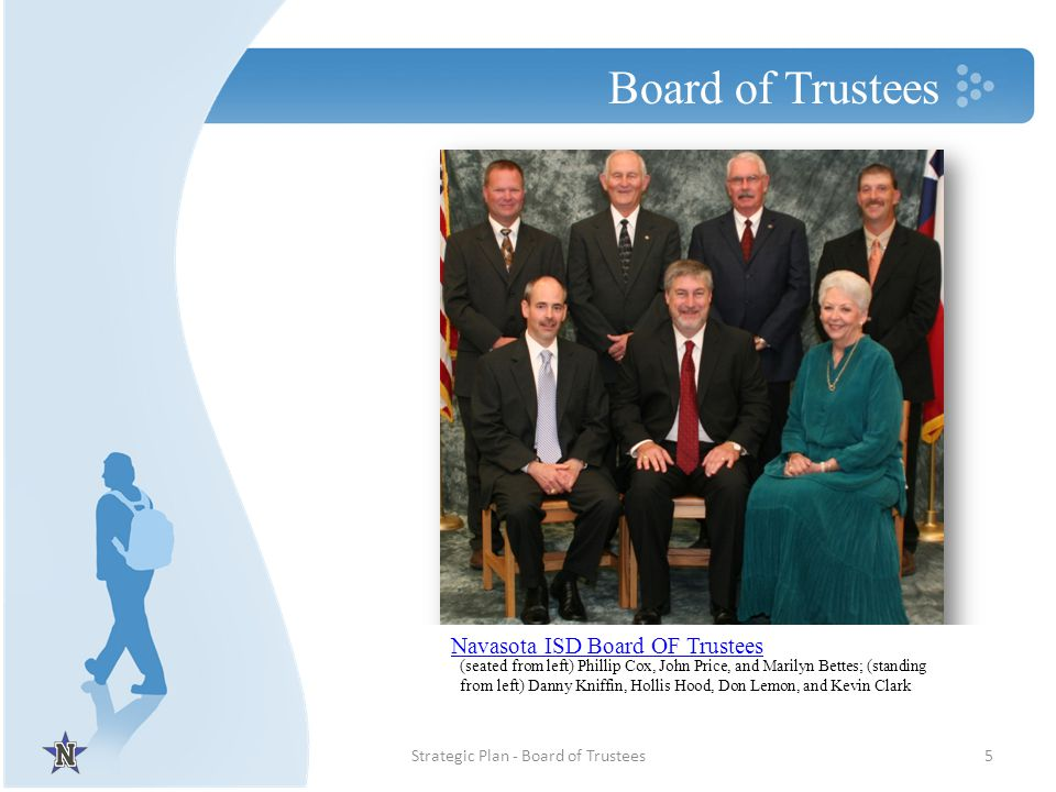 Strategic Plan - Board of Trustees