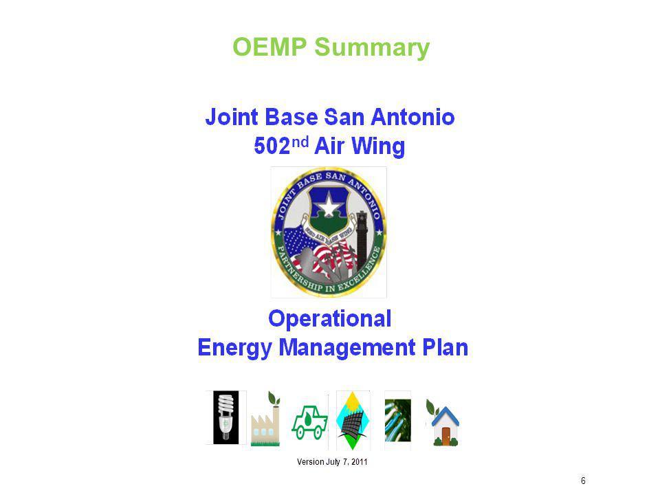 OEMP Summary 6